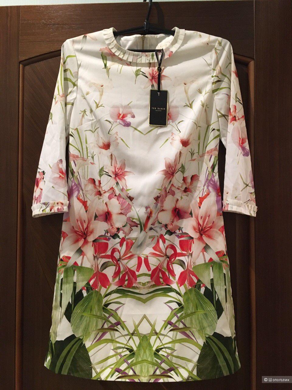 8e533cdb76a1 Платье Ted Baker, размер 1( UK8), новое, в магазине Наш пристрой ...