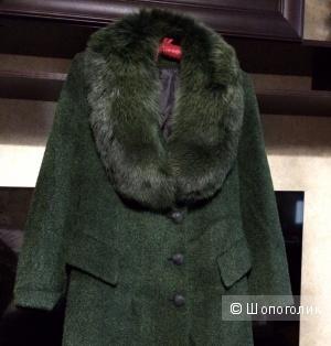 Шикарное шерстяное пальто Elis