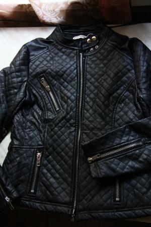 Новая куртка кож.зам.  42-44/М размер