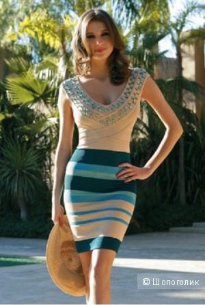 Французское платье Etincelle 42-44р.