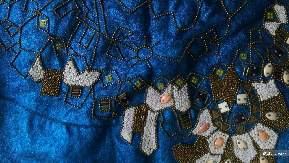 Крутая Плотная Блуза от британского дизайнера Matthew Williamson