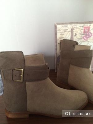 Ботинки Zara, размер 38