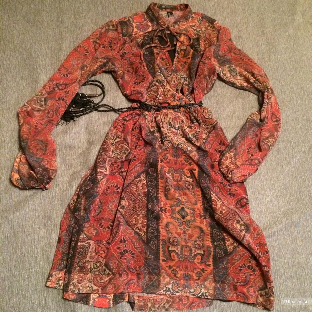 Пристрою платье Mango