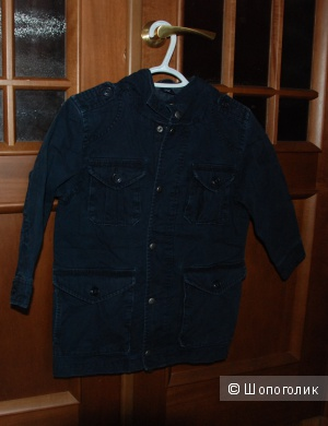 Куртка Gap для мальчика размер 6-7 лет, б/у