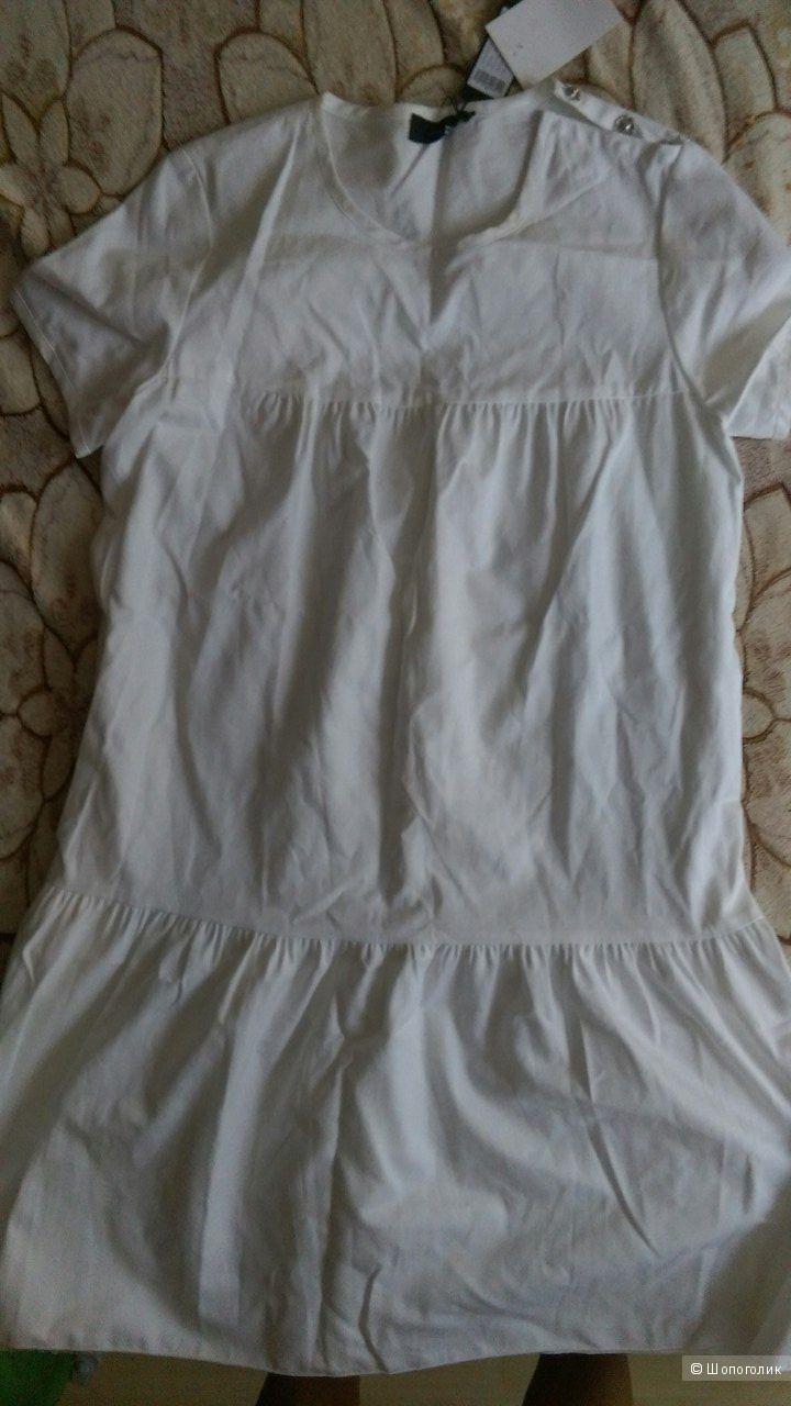 Два новых платья Малинового и Белого цвета оригинал Joseph