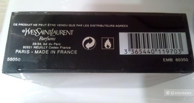 Yves Saint Laurent Nu 30 ml EDP оригинал