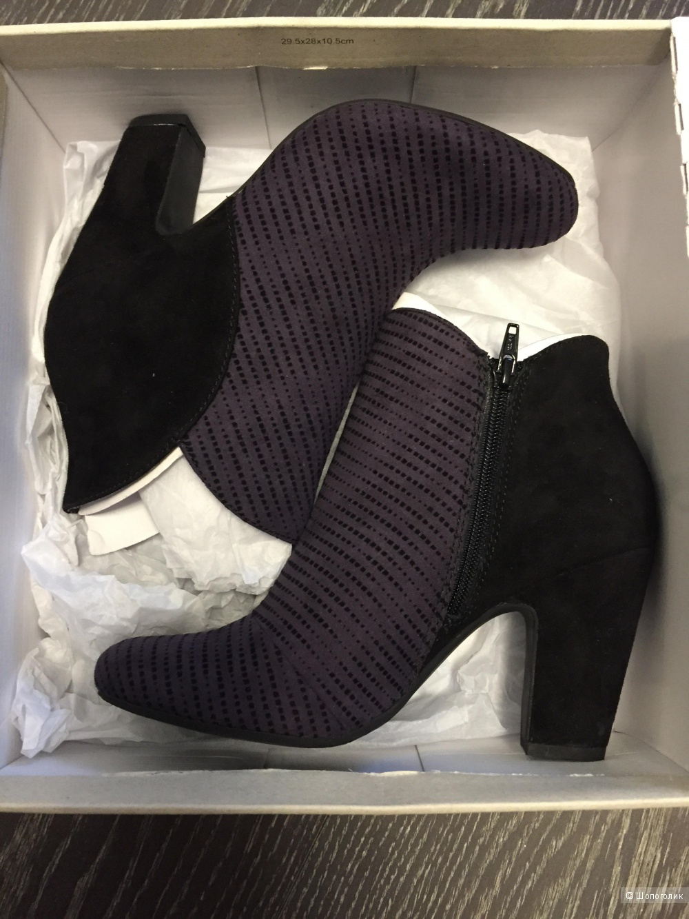 Женские ботинки Nicole Cece, 39 размер