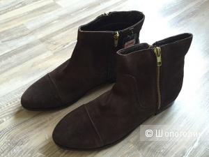 Новые осенние ботинки Luciana de Luca (39 размер)
