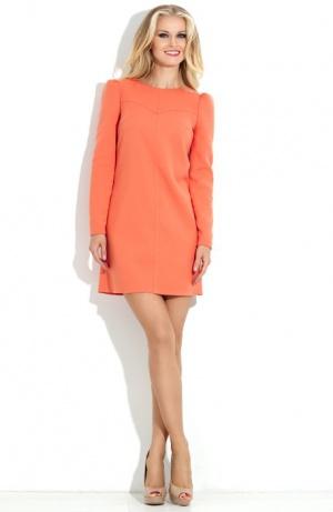 """Коктейльное платье фирмы """"Donna Saggia"""", размер 46-48."""