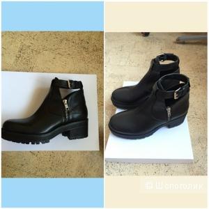 Ботинки Италия 37,5-38 размера