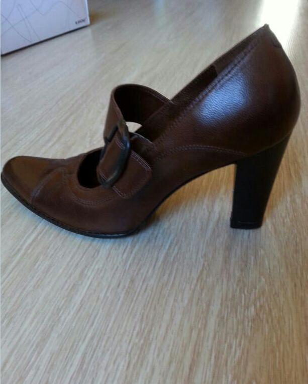 Пристрою туфли MARCO RIZZI, размер российский 35, длина по стельке 22,5 см.