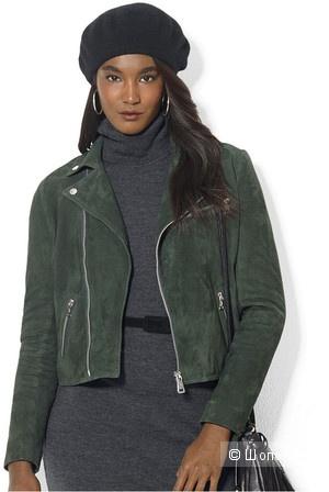 Замшевая куртка Ralph Lauren р-р S