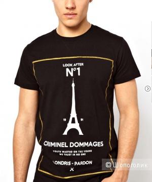 Пристрою новую футболку мужскую