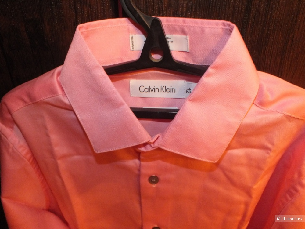 Рубашка Calvin Klein на мальчика-подростка