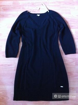 Платье GUESS XL черное.