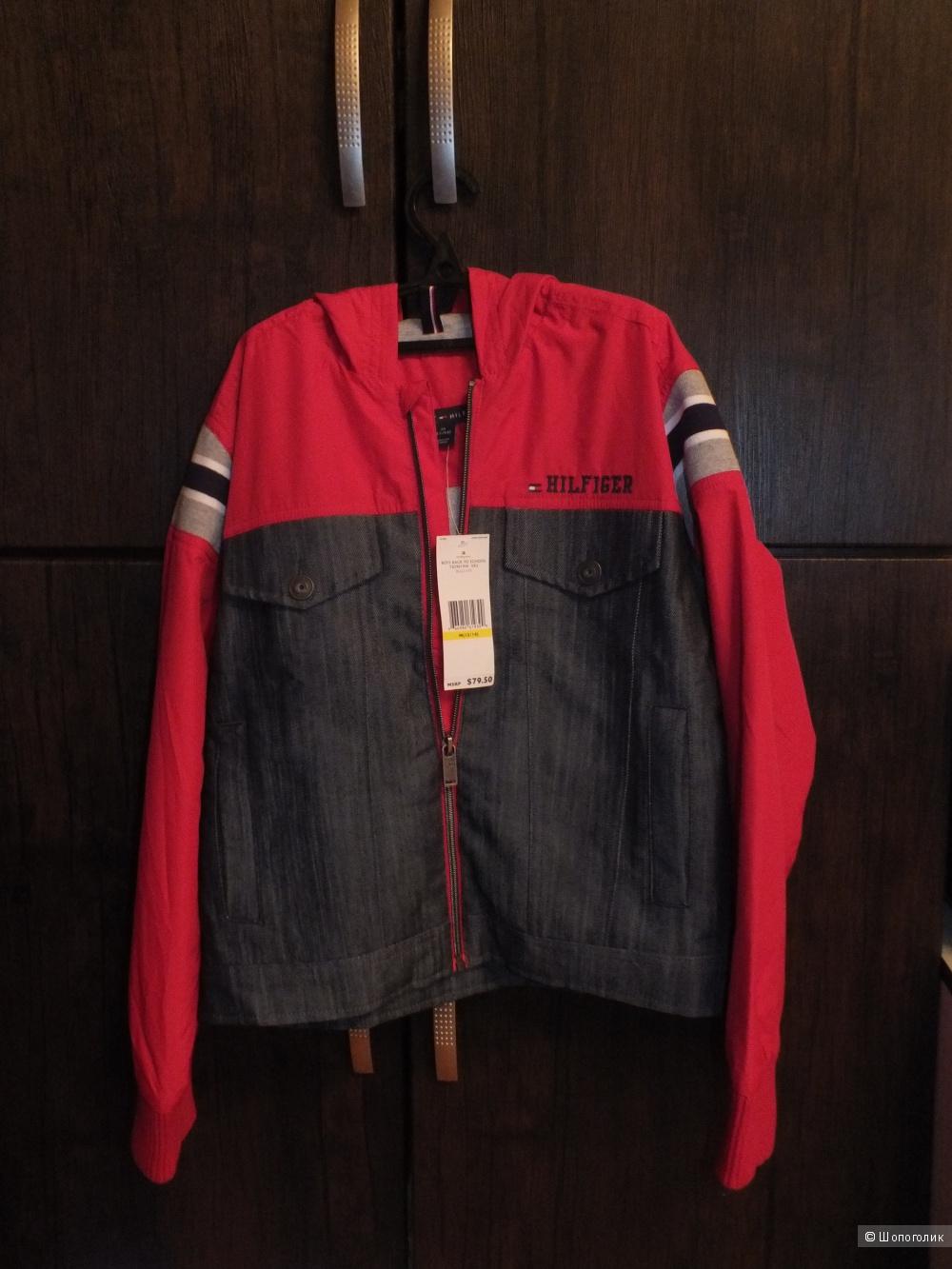 Куртка на подростка Tommy Hilfiger