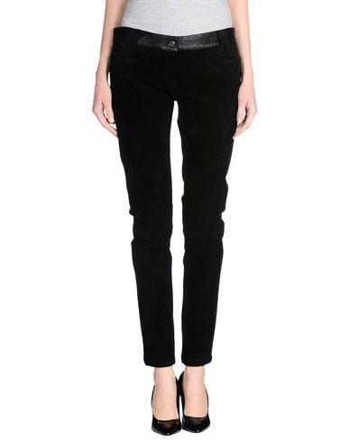 Новые брюки с натуральной кожей и замшей Vanessa Bruno 42 французский размер (на российский 46)
