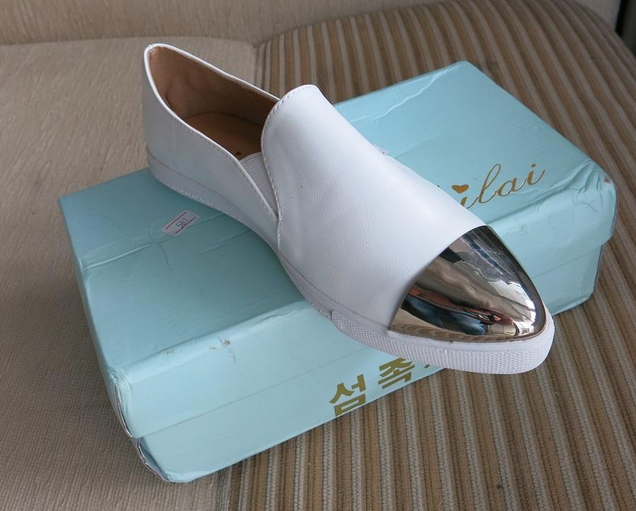 Туфли кожа металлический нос новые ботинки 37 р.