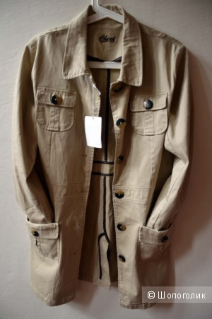 Cheer: новая куртка-тренч