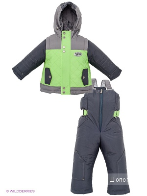 Новый демисезонный костюм ШАЛУНЫ, размер 80-86