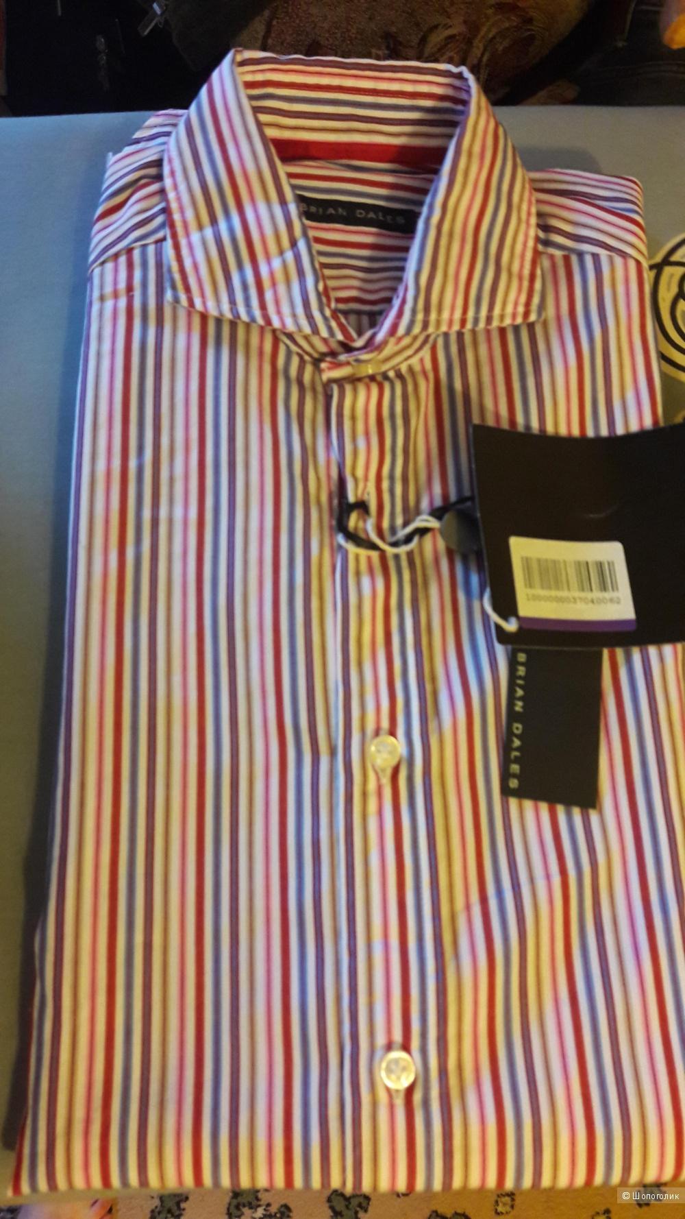 Рубашка мужская Brian Dales 38 размер