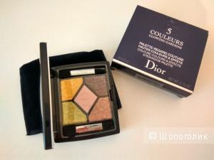 Dior лимитированная  палетка теней № 451 Rose Garden  новая
