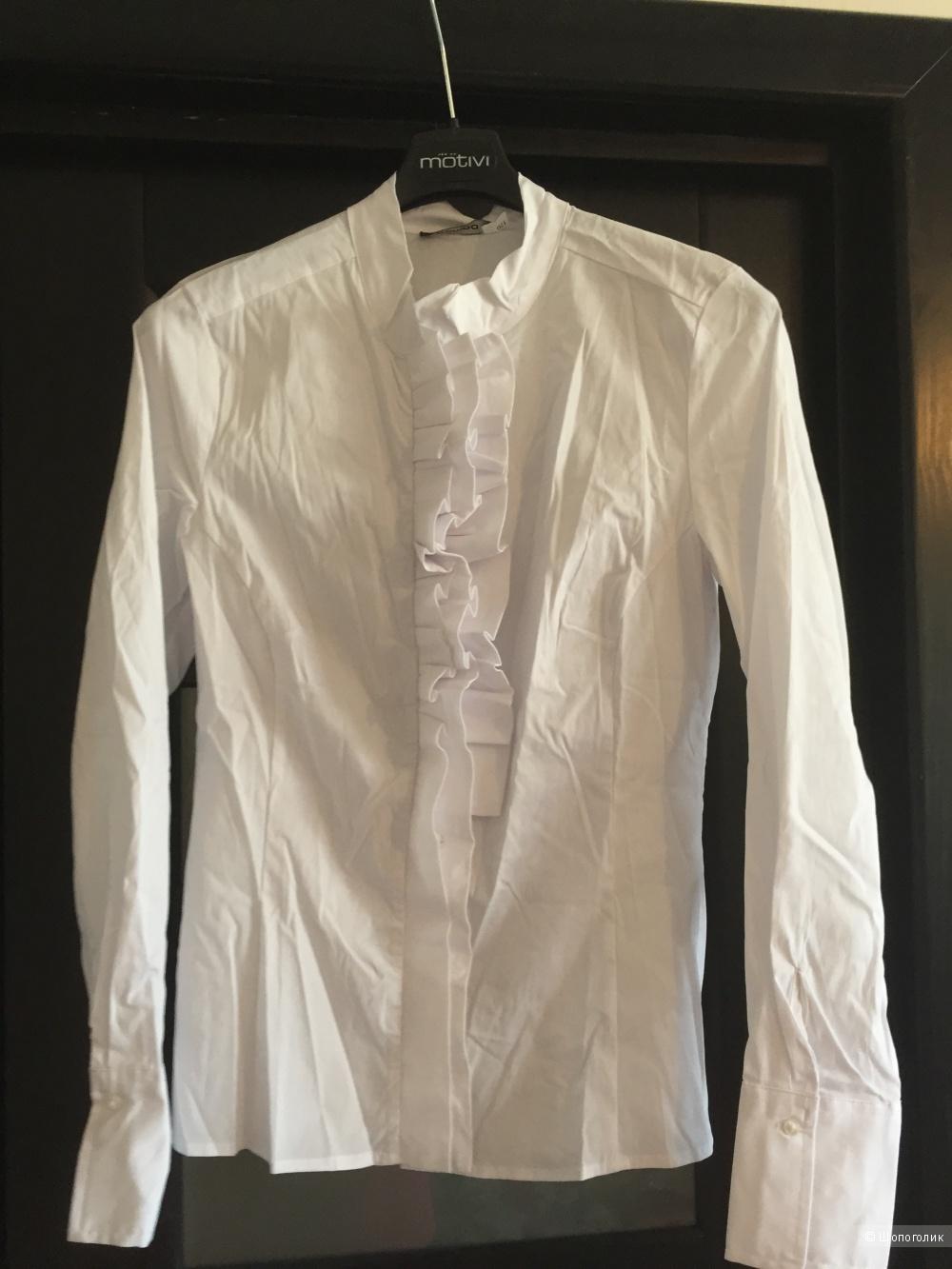 """Блуза питерской дизайнерской фирмы """"Помпа"""",размер 44."""