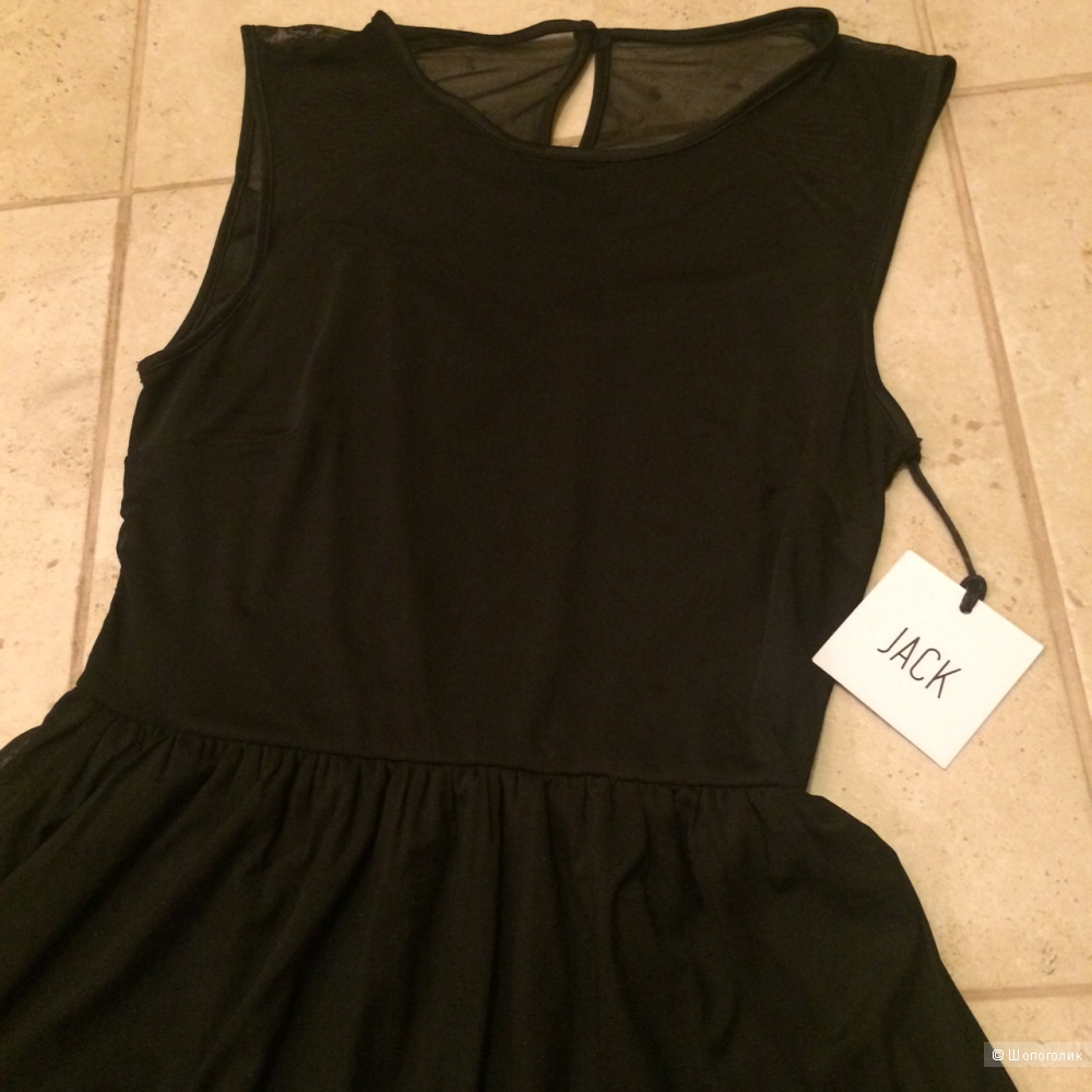 Сетчатое платье от BBDacota, р.xs, новое с бирками.