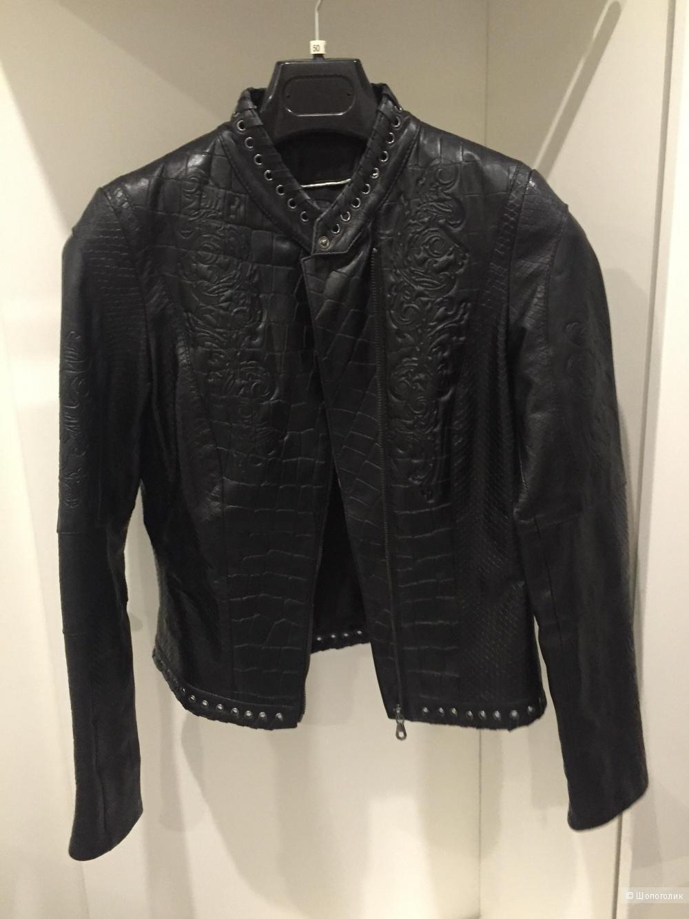 Пристрою кожаную куртку