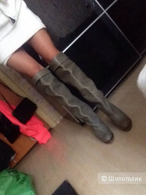 Сапоги chloe 37 размер