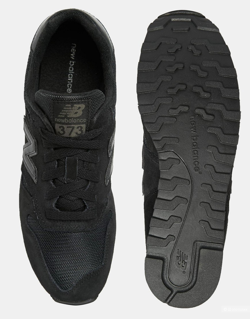 Новые кроссовки New Balance 373 оригинал