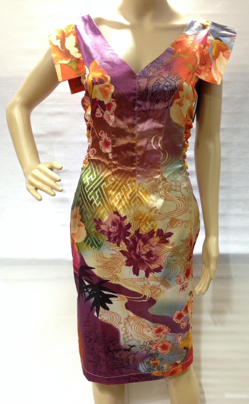 ADELE FADO красивое итальянское платье р.44