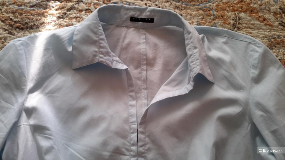 Рубашка Sisley размер L новая