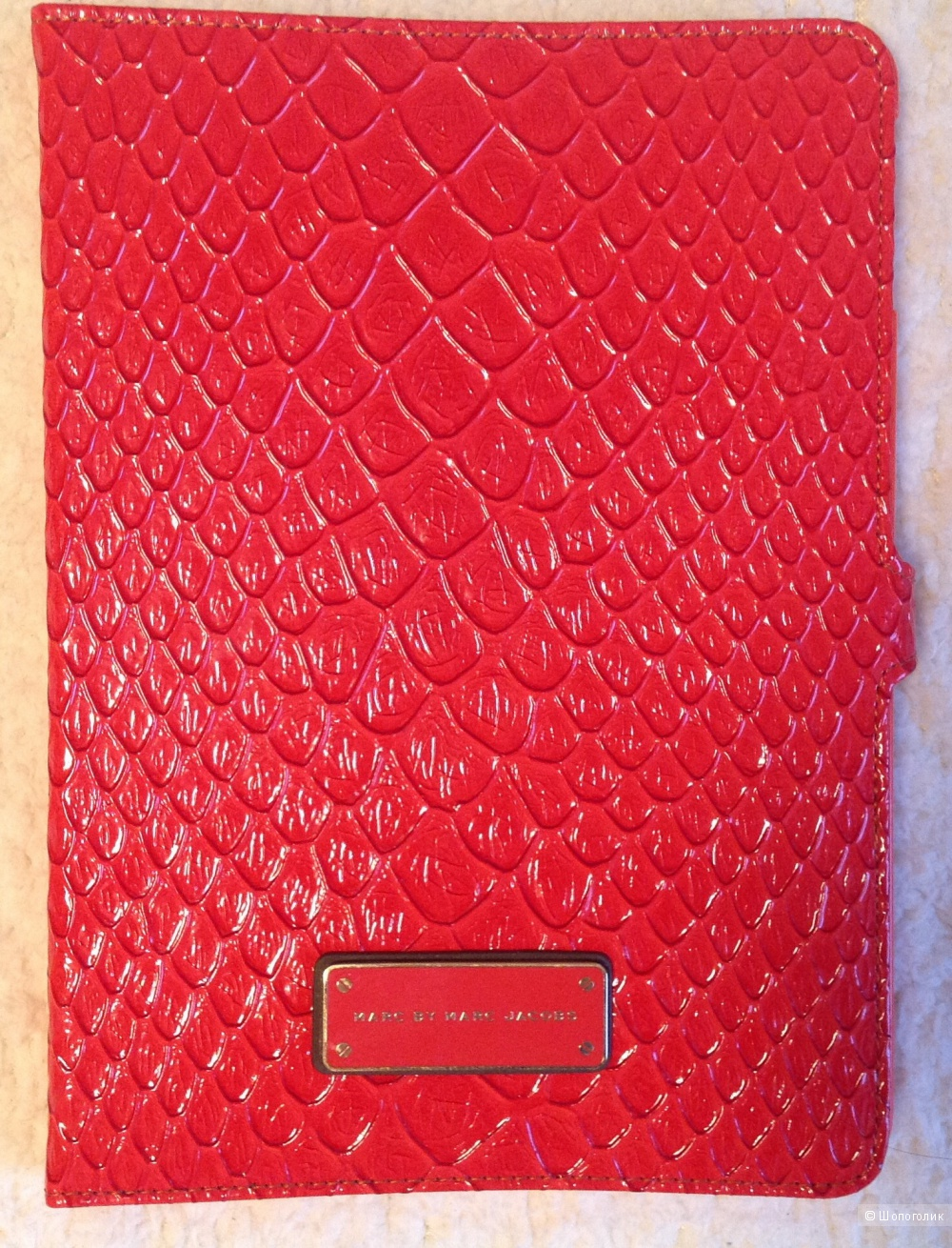 Marc by Marc Jacobs Jellysnake Colorblocked Tablet Book