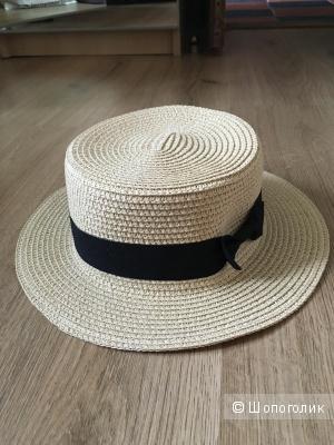 Шляпа канотье