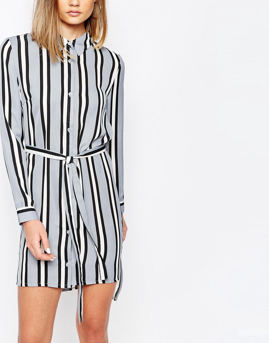 Платье-рубашка Daisy Street - S