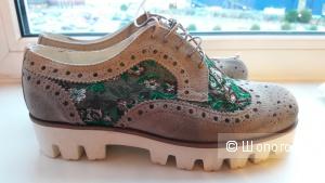 Ботинки Davidson, италия, 36 размер