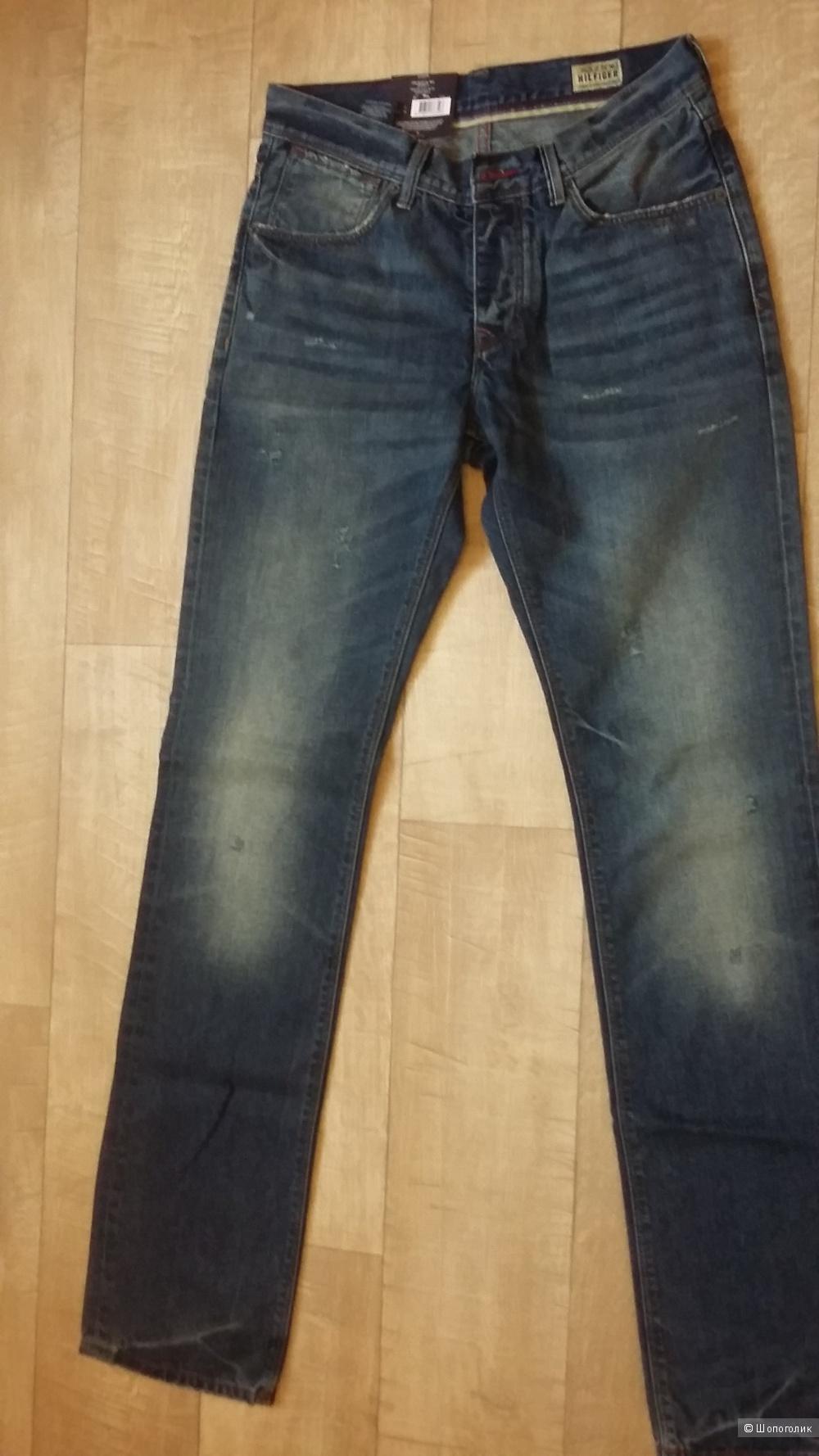 Мужские джинсы Тommy Hilfiger Mercer размер 31/36
