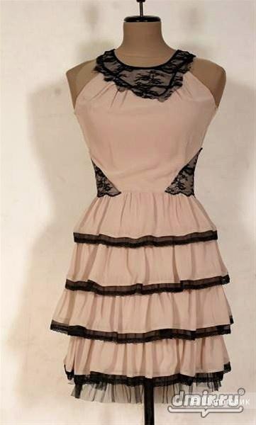 Платье Desperado