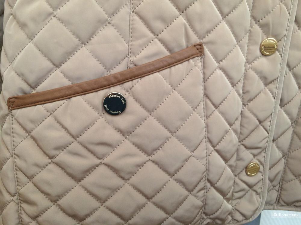 Стеганая куртка от Massimo Dutti размер М