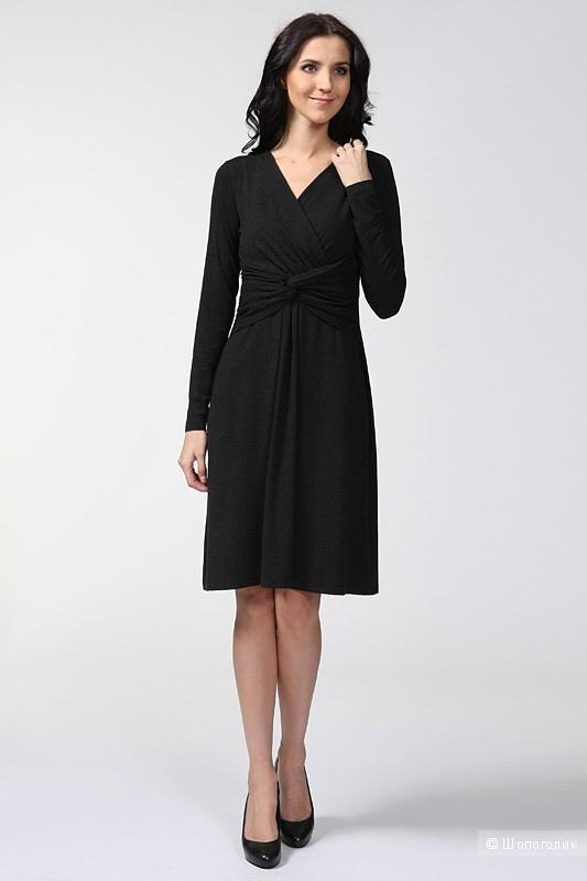 Платье Argent с драпировкой, 48р-р