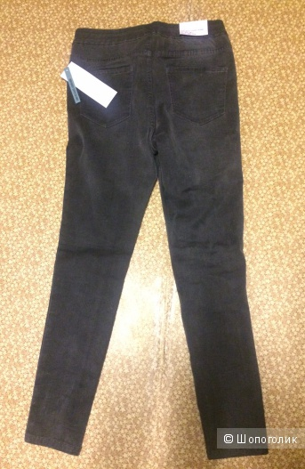 Новые серые джинсы New Look Petite Skinny