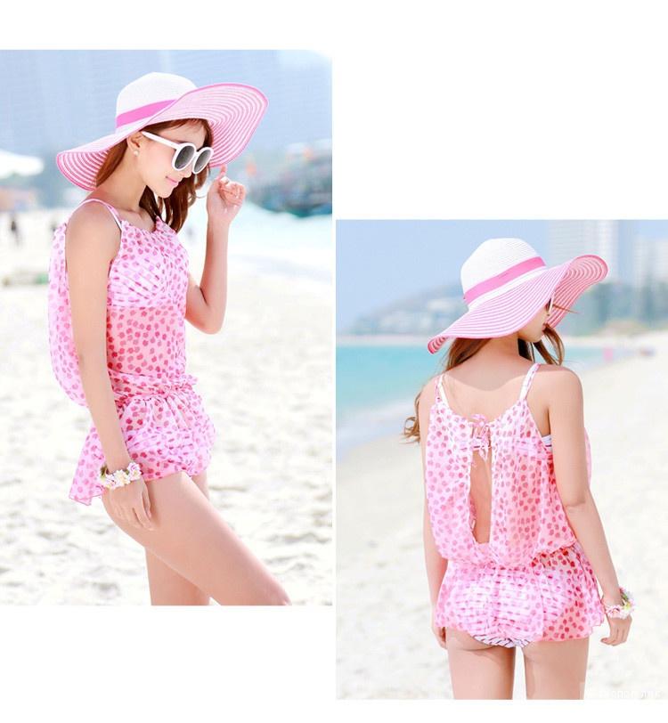 Шикарный пляжный комплект (купальник туника юбка) Aliexpress