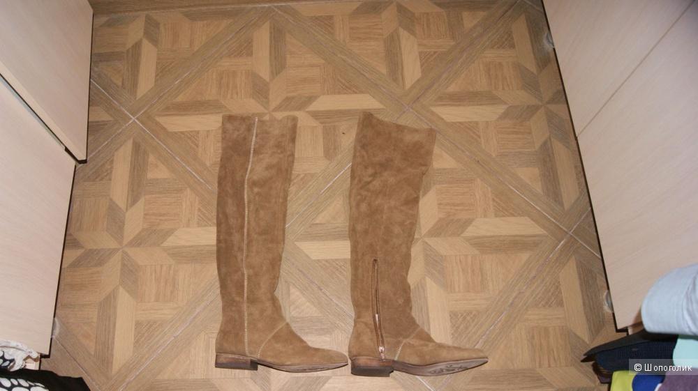 Продаю женские сапоги 37 размер c www.freepeople.com