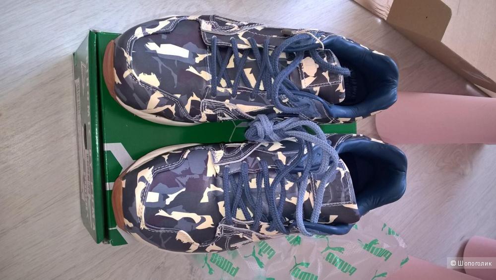 Новые кроссовки BWGHxPUMA, оригинал, размер 40 европейский