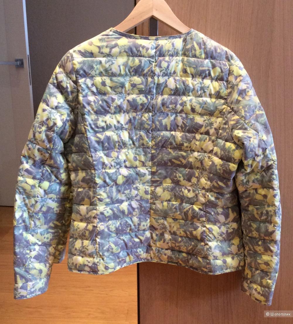 Лёгкая стёганая куртка Peggy-Ho р.46