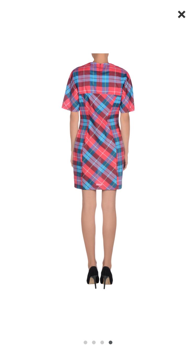 Платье новое Moschino