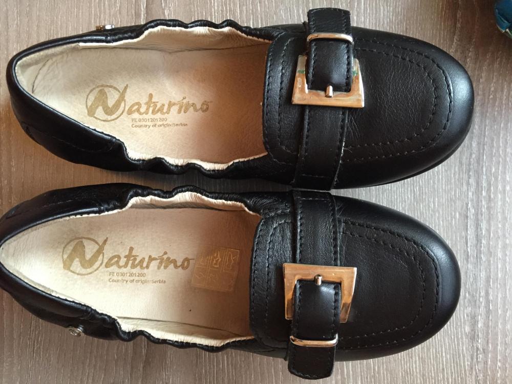 Новые туфли Naturino. Италия. Р.28 (27)