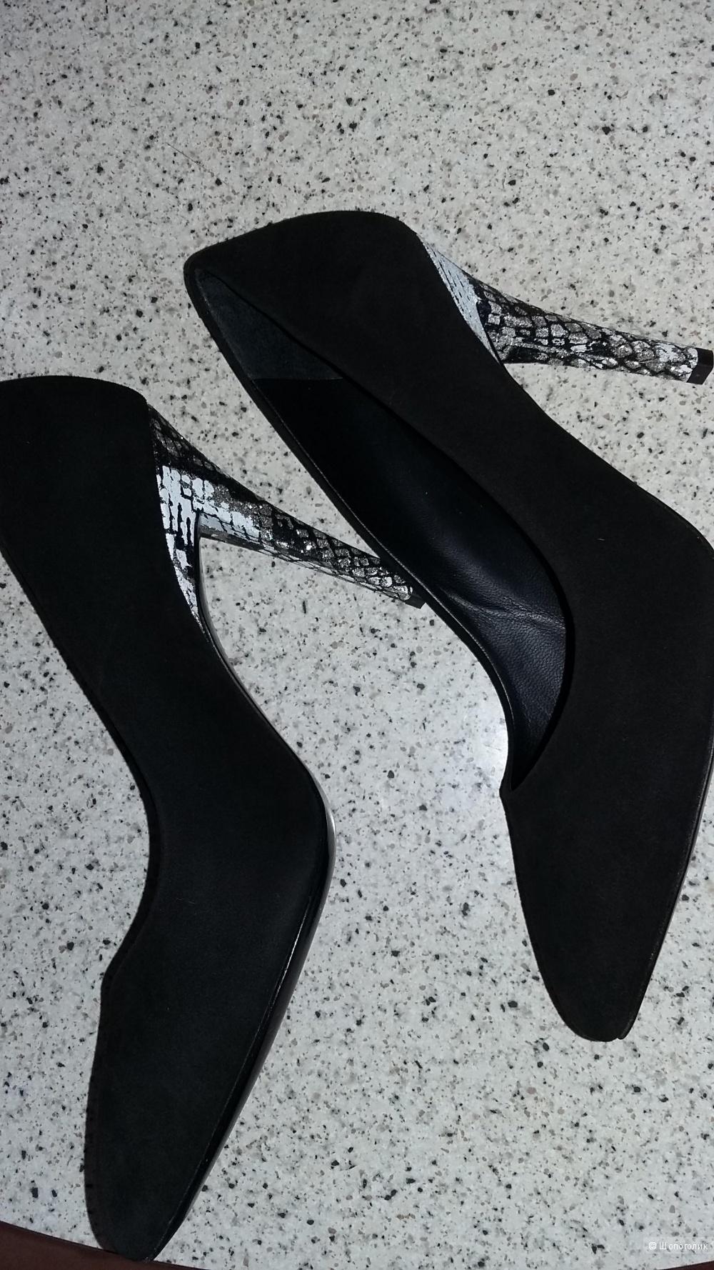 Новые женские туфли VICINI, размер 38 (8 US).