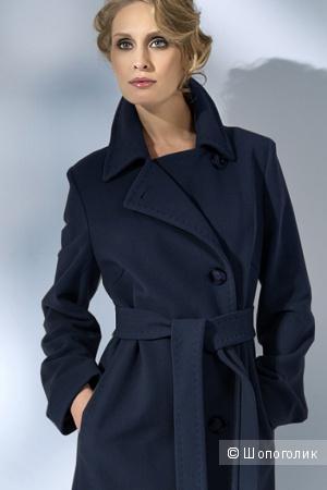 Новое демисезонное пальто Gamelia р.48